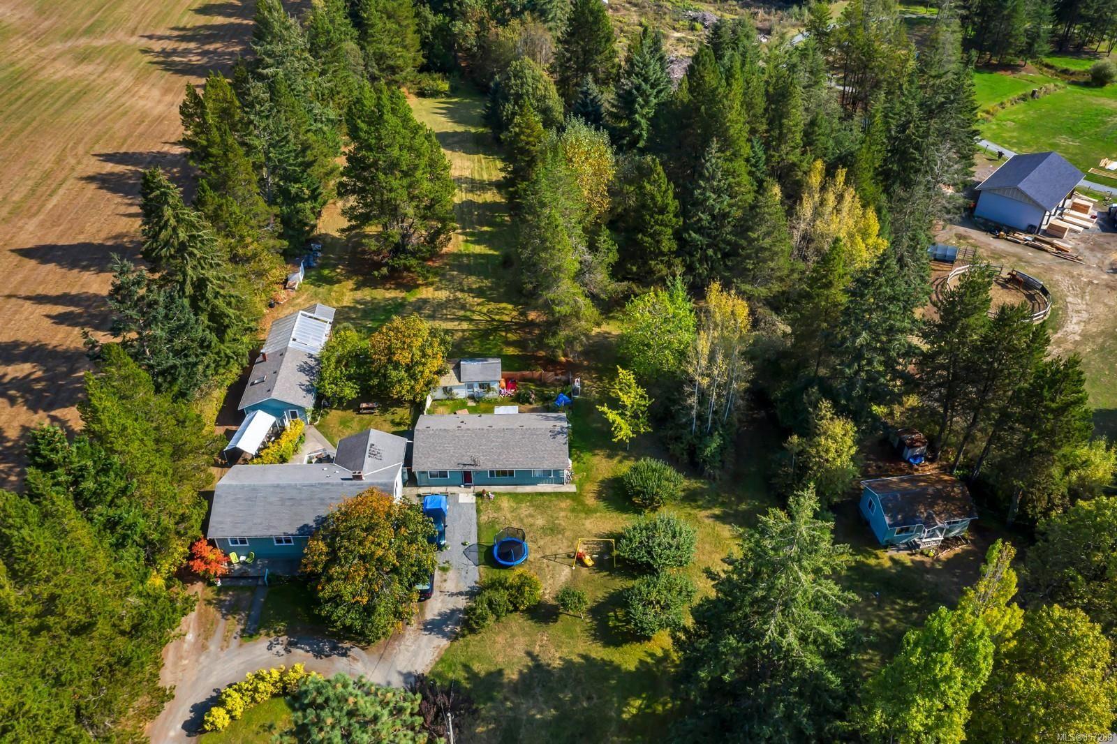 Main Photo: 4441/4445 Telegraph Rd in : Du Cowichan Bay House for sale (Duncan)  : MLS®# 857289