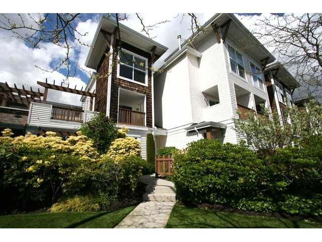 """Main Photo: 7 7100 LYNNWOOD Drive in Richmond: Granville Townhouse for sale in """"LAUREL WOOD"""" : MLS®# V891072"""