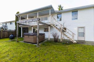 Photo 38: 8426 JENNINGS Street in Mission: Mission BC House for sale : MLS®# R2537446