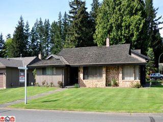 "Photo 1: 11515 COMMONWEALTH Crescent in Delta: Sunshine Hills Woods House for sale in ""Sunshine Hills"" (N. Delta)  : MLS®# F1113197"
