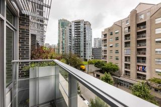 "Photo 14: 507 1283 HOWE Street in Vancouver: Downtown VW Townhouse for sale in ""TATE"" (Vancouver West)  : MLS®# R2561072"