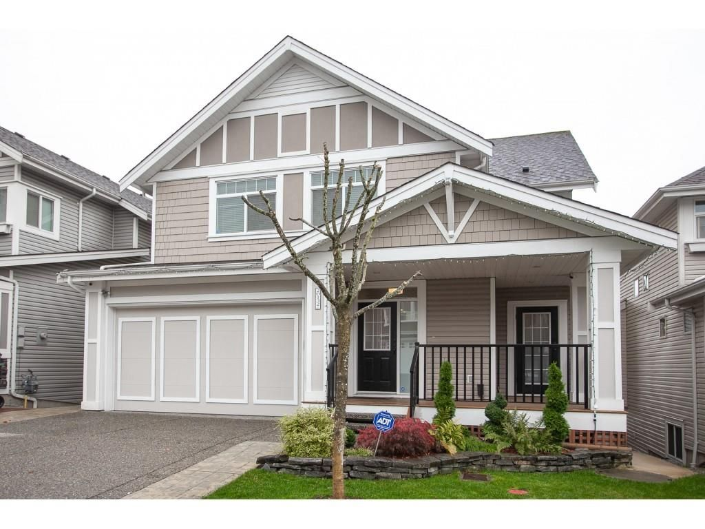 "Main Photo: 20132 68A Avenue in Langley: Willoughby Heights House for sale in ""Woodbridge"" : MLS®# R2318451"