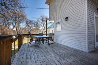 Photo 28: 549 Jubilee Avenue in Winnipeg: Fort Rouge Residential for sale (1A)  : MLS®# 202009222