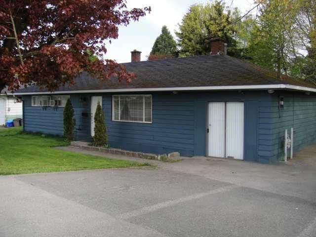 Main Photo: 10831 STEVESTON HIGHWAY in : McNair House for sale : MLS®# V1092357
