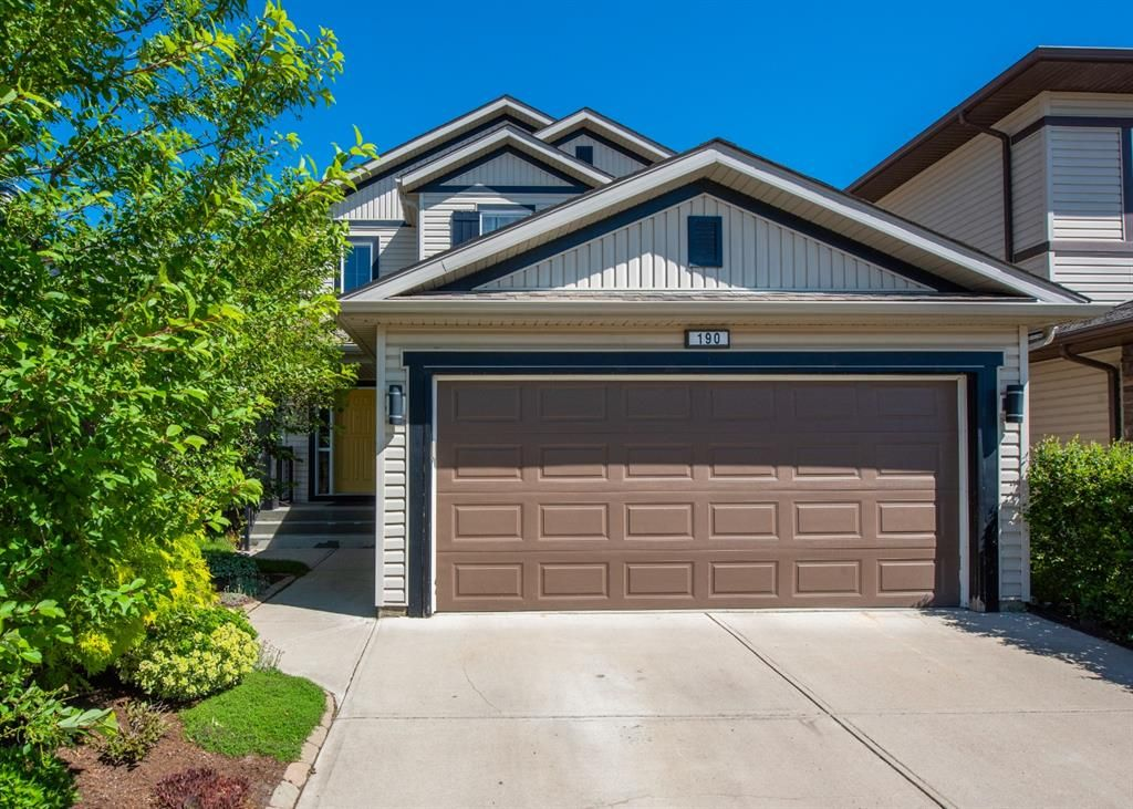 Main Photo: 190 Sagewood Drive SW: Airdrie Detached for sale : MLS®# A1119486