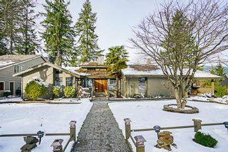 Photo 2: 709 CARLETON Drive in Port Moody: College Park PM House for sale : MLS®# R2240298