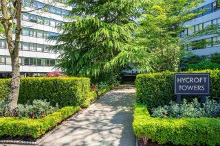 """Photo 22: 123 1445 MARPOLE Avenue in Vancouver: Fairview VW Condo for sale in """"HYCROFT TOWERS"""" (Vancouver West)  : MLS®# R2580832"""