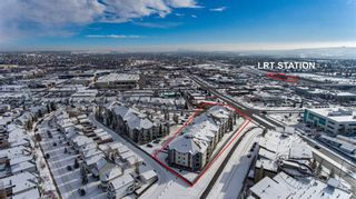 Photo 2: 210 33 Arbour Grove Close NW in Calgary: Arbour Lake Apartment for sale : MLS®# A1089432