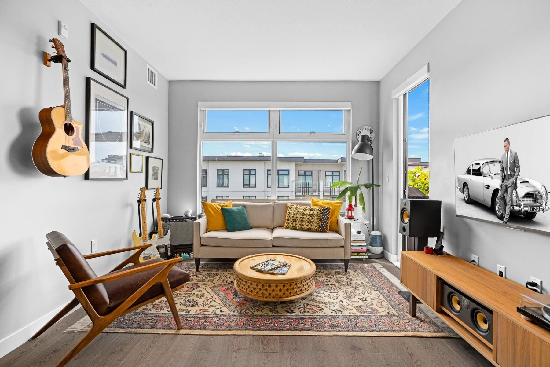 """Main Photo: 423 9333 TOMICKI Avenue in Richmond: West Cambie Condo for sale in """"OMEGA"""" : MLS®# R2595275"""