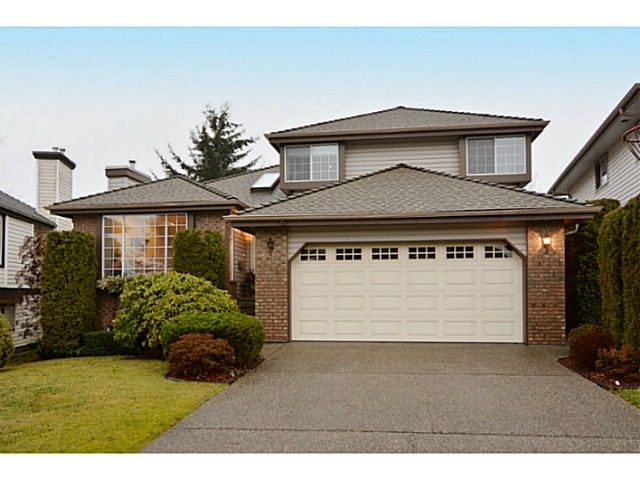 Main Photo: 810 MUSKET TE in Port Coquitlam: Citadel PQ House for sale : MLS®# V1098204