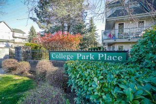 "Photo 1: 302 33688 KING Road in Abbotsford: Poplar Condo for sale in ""COLLEGE PARK"" : MLS®# R2567680"