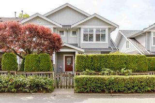 """Photo 1: 61 20449 66 Avenue in Langley: Willoughby Heights Townhouse for sale in """"NATURES LANDING"""" : MLS®# R2574862"""