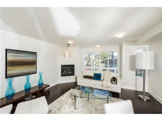 """Photo 3: 201 3736 COMMERCIAL Street in Vancouver: Victoria VE Townhouse for sale in """"Elements"""" (Vancouver East)  : MLS®# V979765"""