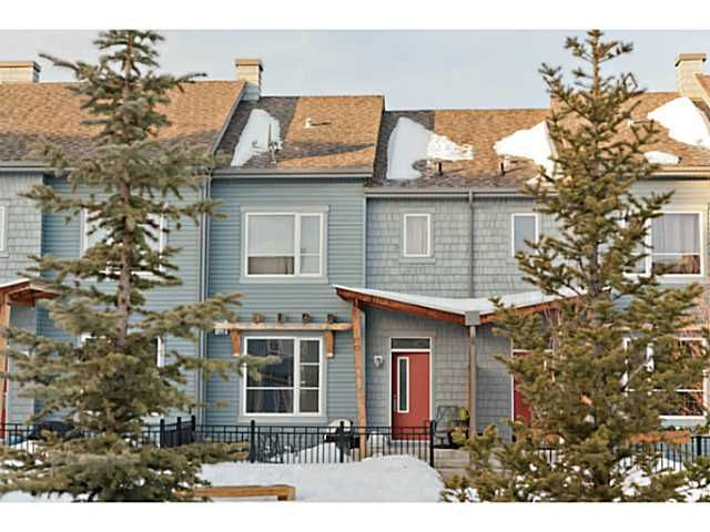 Main Photo: 184 CHAPALINA Square SE in CALGARY: Chaparral Townhouse for sale (Calgary)  : MLS®# C3597685
