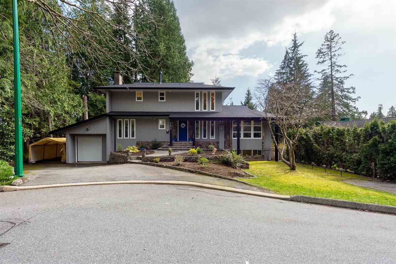 Main Photo: 1477 MILL Street in North Vancouver: Lynn Valley House for sale : MLS®# R2559317