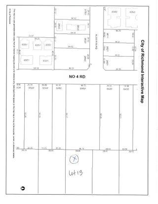 Photo 4: Lot 13 JOHNSTON Road in Richmond: McLennan Land for sale : MLS®# R2121228