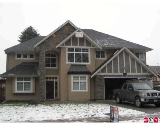 """Main Photo: 27915 SWENSSON Avenue in Abbotsford: Aberdeen House for sale in """"ABERDEEN"""" : MLS®# F2809734"""