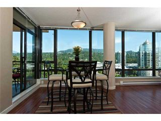 """Photo 4: 1008 110 BREW Street in Port Moody: Port Moody Centre Condo for sale in """"ARIA-SUTER BROOK"""" : MLS®# V840788"""