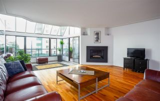 Photo 7: 310 1789 DAVIE Street in Vancouver: West End VW Townhouse for sale (Vancouver West)  : MLS®# R2511196