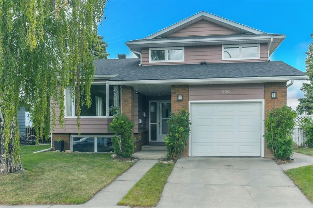 Main Photo: 500 7 Street SE: High River Detached for sale : MLS®# A1118141