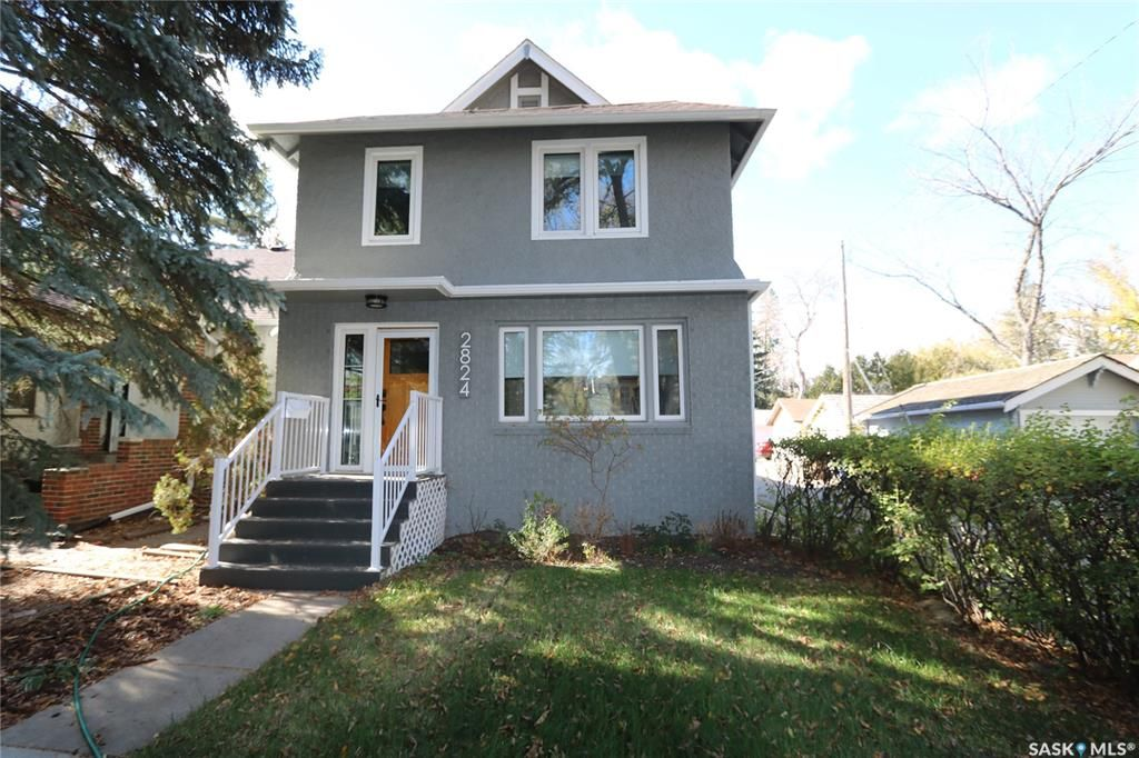 Main Photo: 2824 Angus Street in Regina: Lakeview RG Residential for sale : MLS®# SK873884