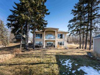 Photo 1: 195 Lakeshore Drive: Rural Lac Ste. Anne County House for sale : MLS®# E4235396