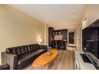 "Photo 2: 2207 833 HOMER Street in Vancouver: Downtown VW Condo for sale in ""ATELIER"" (Vancouver West)  : MLS®# V1056751"