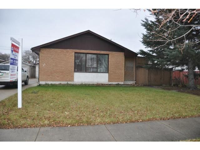 Main Photo: 23 McCurdy Street in WINNIPEG: West Kildonan / Garden City Residential for sale (North West Winnipeg)  : MLS®# 1222235