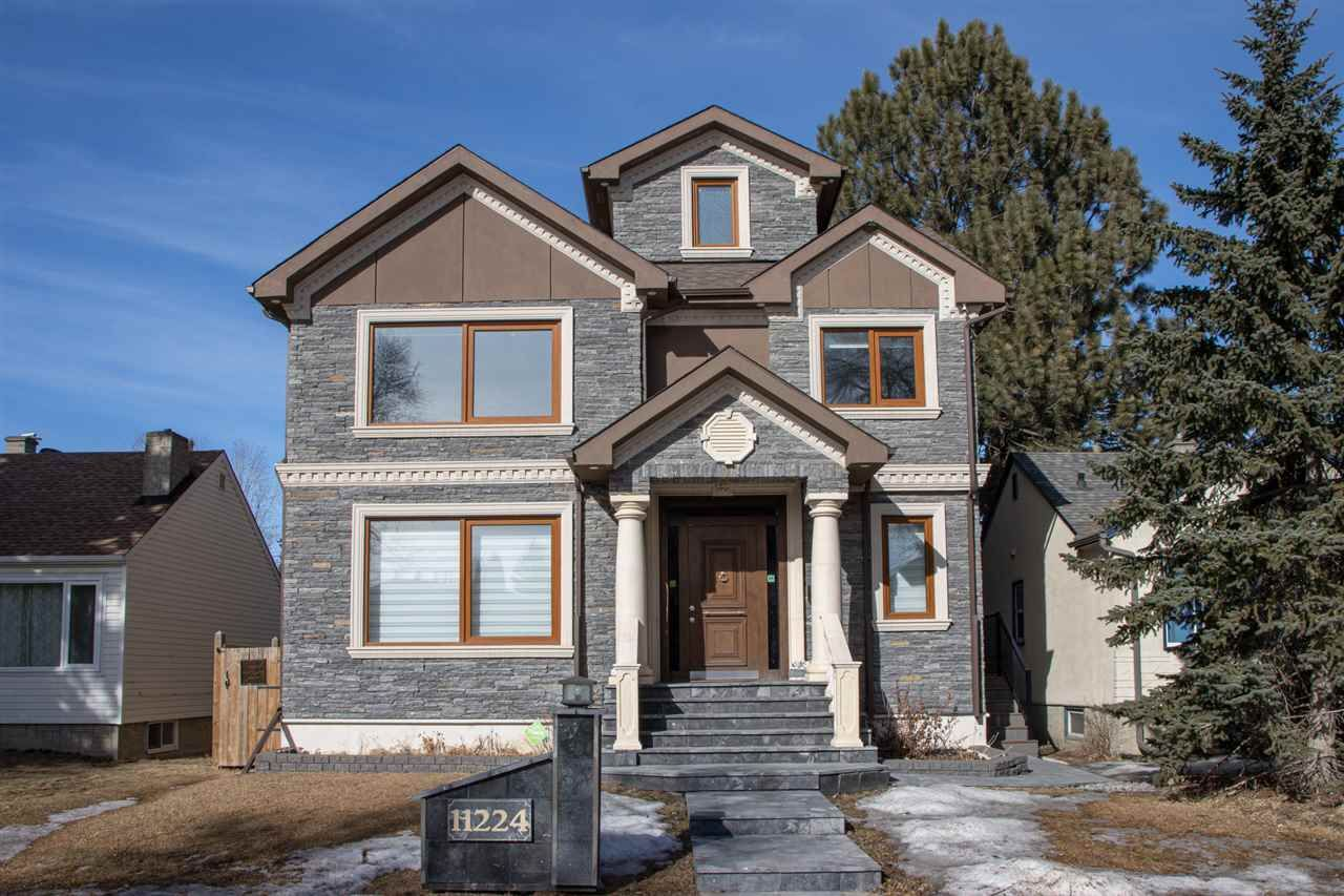 Main Photo: 11224 77 Avenue in Edmonton: Zone 15 House for sale : MLS®# E4240283