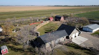 Photo 2: 9149 14 Highway in RM of Rhineland: Agriculture for sale : MLS®# 202124702