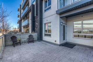 Photo 30: 109 8531 8A Avenue SW in Calgary: West Springs Apartment for sale : MLS®# A1129346