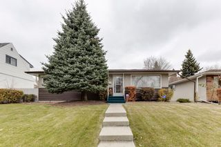Main Photo: 4331 Brisebois Drive NW in Calgary: Brentwood Detached for sale : MLS®# A1156034