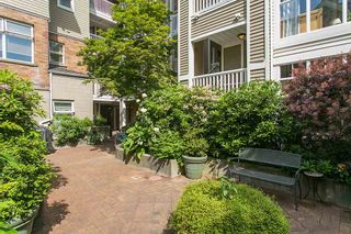"""Photo 16: 104 2588 ALDER Street in Vancouver: Fairview VW Condo for sale in """"BOLLERT PLACE"""" (Vancouver West)  : MLS®# R2158587"""
