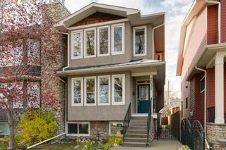 Main Photo: 2031 7 Avenue SE in Calgary: Inglewood Semi Detached for sale : MLS®# A1066737