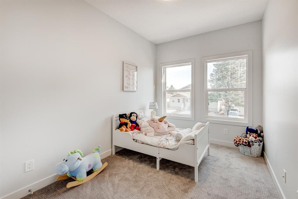 Photo 28: Photos: #1 4207 2 Street NW in Calgary: Highland Park Semi Detached for sale : MLS®# A1111957