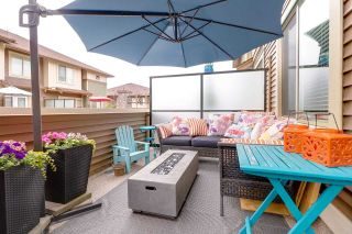 """Photo 9: 24 10550 248 Street in Maple Ridge: Thornhill MR Townhouse for sale in """"The Terraces"""" : MLS®# R2276283"""