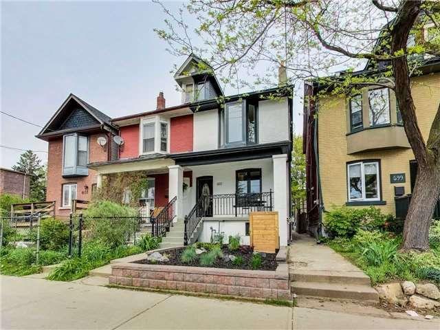 Photo 20: Photos: 601B Pape Avenue in Toronto: South Riverdale House (2 1/2 Storey) for lease (Toronto E01)  : MLS®# E4166068