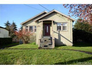 Photo 1: 1950 Ashgrove St in VICTORIA: Vi Jubilee House for sale (Victoria)  : MLS®# 695268