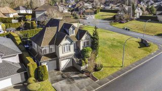 """Photo 35: 3682 CREEKSTONE Drive in Abbotsford: Abbotsford East House for sale in """"Creekstone on the Park"""" : MLS®# R2543578"""