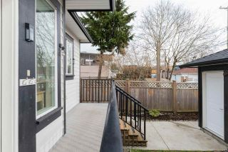 Photo 28: 2018 E 12TH Avenue in Vancouver: Grandview Woodland 1/2 Duplex for sale (Vancouver East)  : MLS®# R2550798