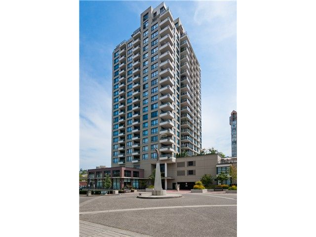 Main Photo: # 2006 1 RENAISSANCE SQ in New Westminster: Quay Condo for sale : MLS®# V1043023