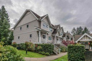 "Photo 1: 11 730 FARROW Street in Coquitlam: Coquitlam West Townhouse for sale in ""FARROW RIDGE"" : MLS®# R2120416"