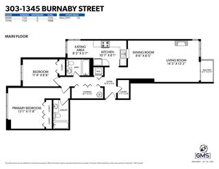 Photo 22: 303 1345 BURNABY STREET in Vancouver: West End VW Condo for sale (Vancouver West)  : MLS®# R2562878