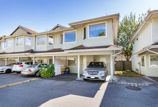 Photo 2: 34 12020 GREENLAND Drive in Richmond: East Cambie Townhouse for sale : MLS®# R2206889