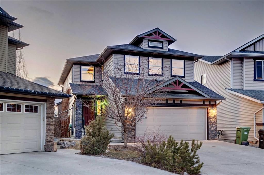 Main Photo: 155 CHAPALINA Mews SE in Calgary: Chaparral Detached for sale : MLS®# C4247438