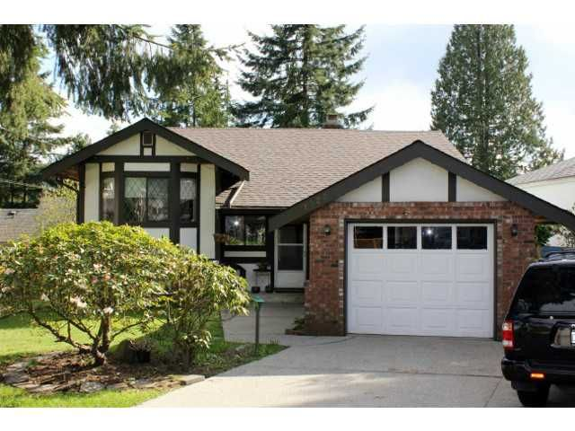 Main Photo: 1322 WINSLOW Avenue in Coquitlam: Central Coquitlam House for sale : MLS®# V994503