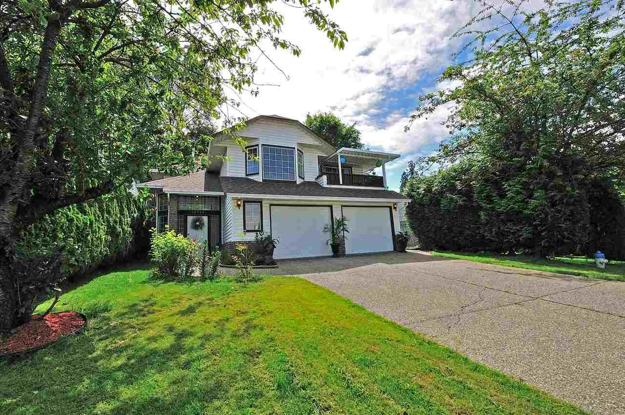 Main Photo: 10248 SHEAVES Court in Delta: Nordel House for sale (N. Delta)  : MLS®# R2178550