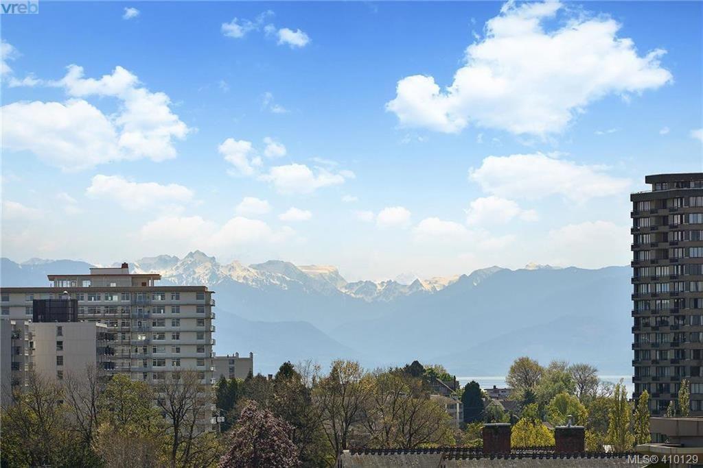 Main Photo: 1107 751 Fairfield Rd in VICTORIA: Vi Downtown Condo for sale (Victoria)  : MLS®# 812920
