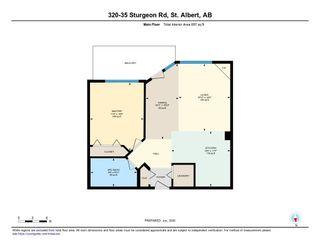 Photo 24: 320 35 STURGEON Road: St. Albert Condo for sale : MLS®# E4225052