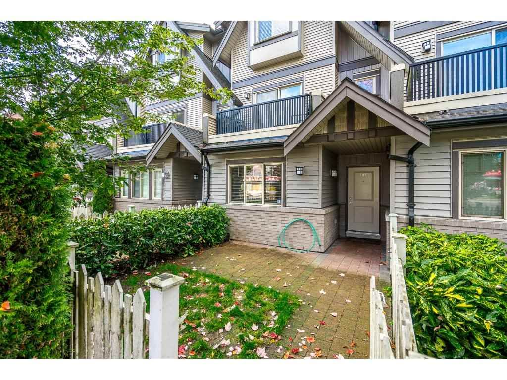 """Main Photo: 106 13368 72 Avenue in Surrey: West Newton Townhouse for sale in """"Crafton Hill"""" : MLS®# R2314183"""